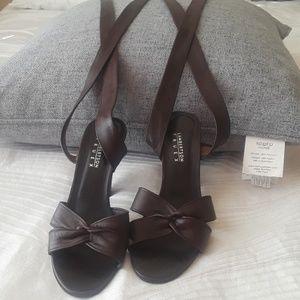 Shoes - Lambertson Truex Ankle Strap Heels